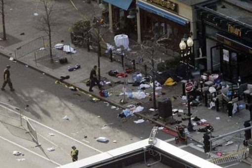 War medicine now is helping Boston bomb victims