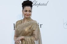 Hot or Not: Aishwarya Rai wears a golden saree at Cannes red carpet