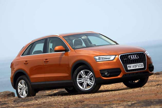 Audi Now The Number One Luxury Car Maker In India News - Audi car number