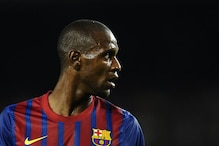 Barcelona not to renew Eric Abidal's contract