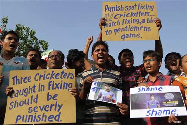 Spot-fixing probe deals a blow to tainted players