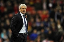 Stoke City hire Mark Hughes as new manager