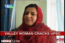 Meet Ruvaida, the first woman from Kupwara to crack the UPSC exam