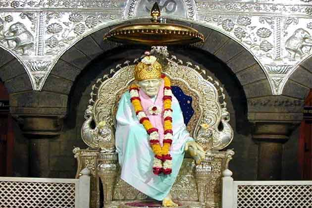 shirdi saibaba temple earned rs 1441 cr in last 5 years