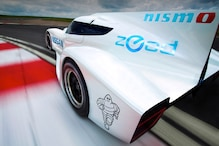 Nissan ZEOD RC: Meet the world's fastest electric car