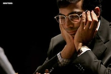 Anand draws with Gelfand in fourth round of Tal Memorial