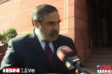 Pakistan envoy discusses trade ties with Anand Sharma