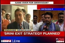 We will be discussing number of issues in the meeting: Anurag Thakur