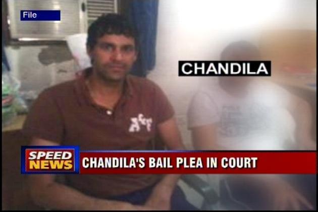 IPL spot-fixing: Chandila's bail plea adjourned till June 17