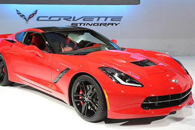 Chevrolet Announces Price For The 2014 Corvette Stingray News18
