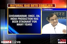 Hiking gas price was necessary, says Chidambaram