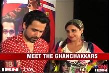 Imran Khan, Vidya Balan talk about their upcoming film 'Ghanchakkar'