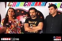 Watch: 'Ghanchakkar' actors talk about marriage