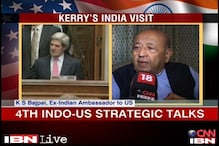 Do not expect a breakthrough during Kerry's visit: Ex-Indian envoy