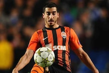 Shakhtar Donetsk deny Liverpool offer for Henrikh Mkhitaryan