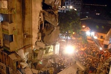 Mumbai: 5-storey building collapses after heavy rain; 4 dead