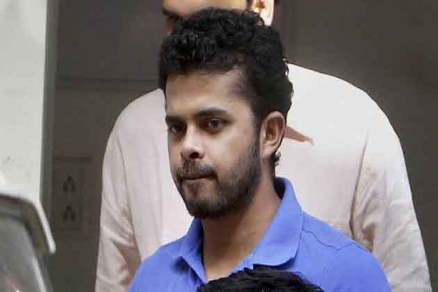 Sreesanth observes fast, prays to god in Tihar jail