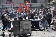 Turkey seeks to reassure investors over protests