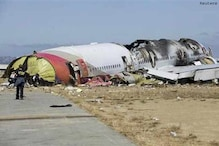 Asiana flight crew saw trouble at 500 feet, says US safety board