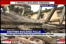 Thane garment factory building collapse: 4 dead, 26 injured