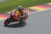 Dani Pedrosa misses qualifying after crash