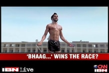 'Bhaag Milkha Bhaag' collects Rs 32.25 cr in the opening weekend