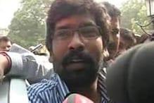 Jharkhand: JMM leader Hemant Soren stakes claim to form govt