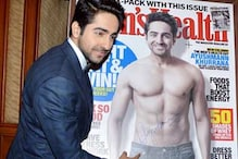 StarGaze: Ayushmann Khurrana unveils the cover of a health magazine and more