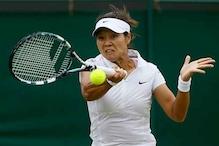 Li Na crushes Vinci to reach Wimbledon quarter-finals