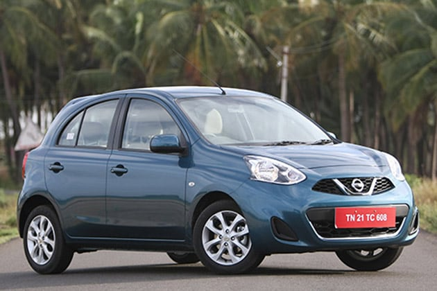 Nissan Aims To Sell 1 00 000 Cars In India This Year News18
