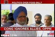 UPA clears Food Security ordinance, eyes new allies