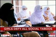 Girls in Pakistan defy Taliban by going to school