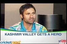 J&K star Parvez Rasool in team India