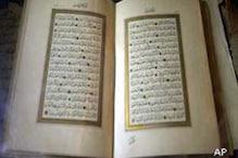 Visually impaired student memorises Quran through Braille