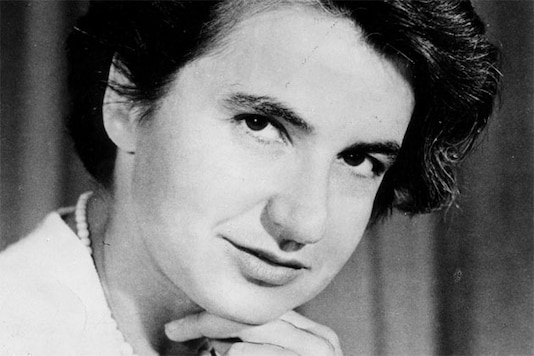 Rosalind Franklin's 93rd birthday: Discovery of the DNA molecular structure