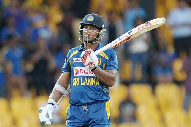 1st ODI: Sangakkara stars as SL thrash South Africa by 180 runs