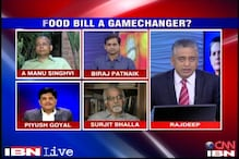 Food Security Bill: An election game changer or a waste of public money?