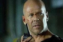 Wife scolds Bruce Willis over his daredevil stunts