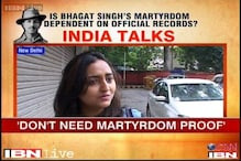 'Don't need proof to salute the martyrdom of our freedom fighters'