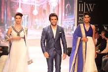 India International Jewellery Week Day 1: Film and TV actors celebrate the girl child