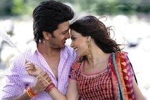 Genelia received first and last telegram from Riteish