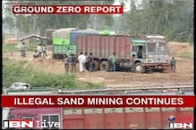 MP: Illegal sand mining rampant even after green tribunal's ban