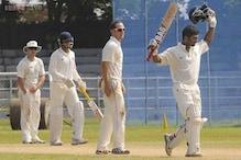Vijay Zol aims high after century on first-class debut