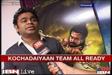 Watch: AR Rahman talks about music in 'Kochadaiyaan'