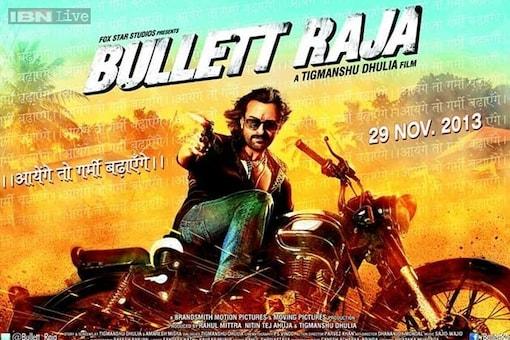 First Look: Saif Ali Khan is Tigmanshu Dhulia's 'Bullett Raja'
