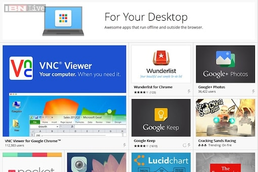 Google takes Chrome Apps beyond the browser, emulates installed software
