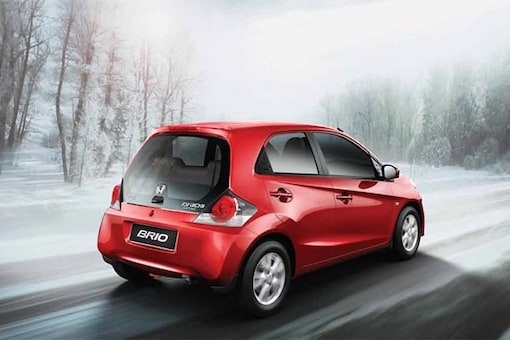 Honda launches limited edition variant of Brio