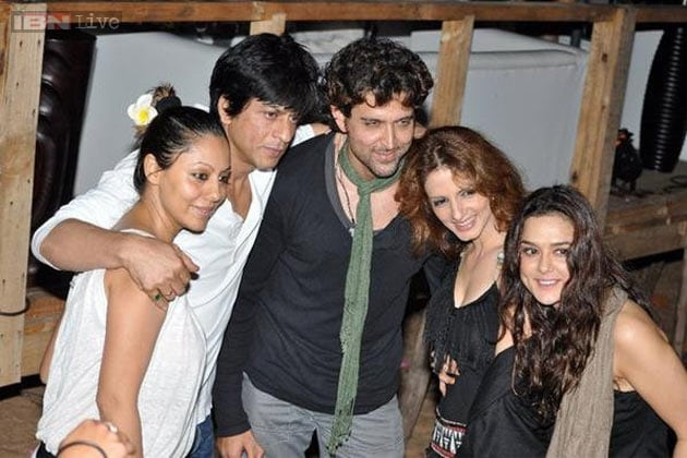 In pictures: Hrithik-Sussane romance turned sour? - Photogallery