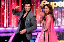 Madhuri is one of the most gorgeous women: Hrithik Roshan