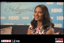 Olivia Munn talks about television political drama series 'The Newsroom'